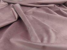 Velvet Upholstery Fabric by The Metre Material for