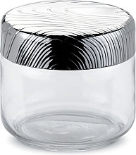 VENEER GLASS JAR SMALL