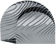 Veneer Napkin holder - / Steel with embossed