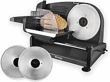 Venga! Electric Food Slicer, 1 Serrated Blade For