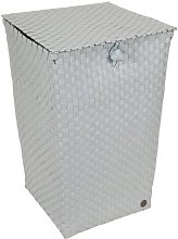 Venice Laundry Bin Handed By Colour: Powder Blue