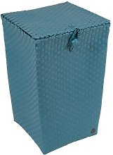 Venice Laundry Bin Handed By Colour: Stone Blue