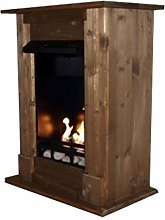 Venice Model Royal Premium Fireplace, Gel and