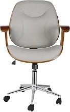 Venito Ergonomic Desk Chair Blue Elephant