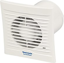 Vent-Axia 100T 6W LoCarbon Silhouette Axial