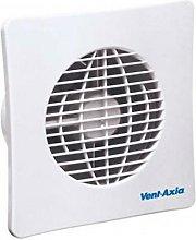 Vent Axia 436535A BAS150SLT Axial Extractor Fan
