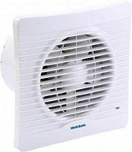 Vent-Axia 454060B Silhouette 150XT Extractor Fan