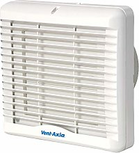 Vent-Axia Lo-Carbon VA150T With Shutter & Timer