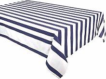 Vent Du Sud Table Cloth, Blue, 160x160