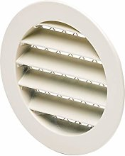 Vent Systems Soffit Vent Cover - Round Air Vent