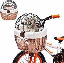 VENTDOUCE Bike Basket, Small Pet Cat Dog Carrier