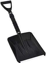 VENTDOUCE Snow Shovel With Telescopic Handle,
