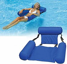 VENTDOUCE Water Play Lounge Chair, Inflatable Pool