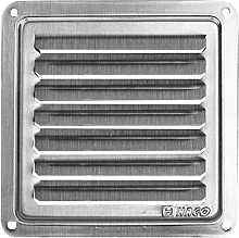 Ventilation Grille/Exhaust Air Grill Stainless