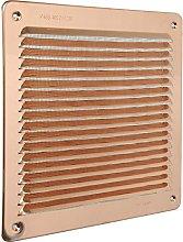 Ventilation LAR2323RA Square Grill Overlay Copper