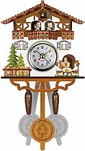 Venus valink Antique Cuckoo Clock, Wooden Cuckoo