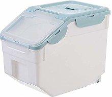 Venus valink Dog Food Container Bucket Feeder