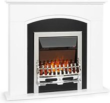 Verbier Electric Fireplace 1000 / 2000W LED Fire