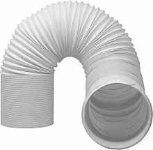 Verliked Air Conditioner Hose Fan Ducting,