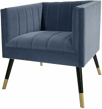 Vernardo Armchair Canora Grey Upholstery Colour: