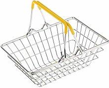 Veroda Mini Shopping Hand Basket Storage Basket
