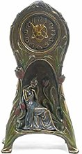Veronese Collection, Hand Painted Desk Clock,