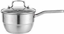 Veronivan Safe Stainless Steel Double Boiler Pan