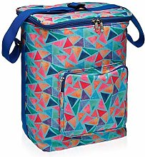 Versa 20890220 Food Carrier, Lunch Bag Triangle 15l
