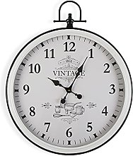 Versa Adele Decorative Silent Wall Clock for