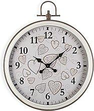Versa Cozy Silent Decorative Wall Clock for