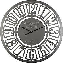 Versa Qormi Decorative Silent Wall Clock for