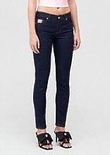 Versace Jeans Couture Slim Leg Jeans - Indigo