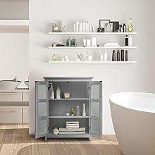 Versanora Bathroom Connor Free Standing Cabinet