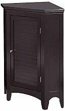 Versanora Free Standing Wooden Corner Cupboard