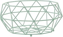 Vertex Metal/Wire Basket Canora Grey Colour: Green