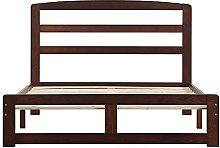 Vertical Board Bed Head Horizontal Bar Bed End