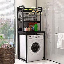 Vertical use Space Above The Washing Machine,