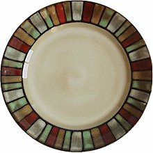 vertice Household Storage Bowls Colorful Ceramic