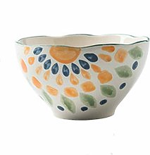 vertice Household Storage Bowls Painted Bowls