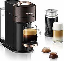 Vertu Next & Milk Coffee Machine - Brown