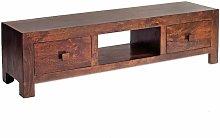 Verty Furniture - Dakota Mango Plasma Media Unit