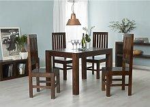 Verty Furniture Dakota Mango Small Dining Table