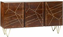 Verty Furniture - Large Sideboard with Doors and