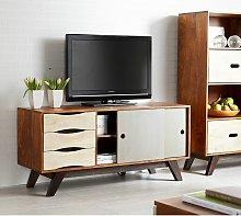 Verty Furniture - Plasma Media Unit - Multicolour