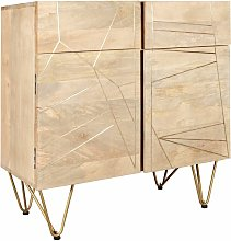 Verty Furniture - Small Sideboard Dallas Light