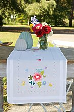 Vervaco Table Runner Kit, Assorted