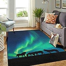 Veryday Aurora Landscape Horse Rug Modern Living
