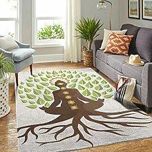 Veryday Chakra Tree of Life Rug Modern Living Room