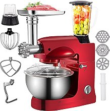 VEVOR 4 in 1 Stand Mixer 1000W Multifunctional