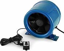 VEVOR 6inch (150mm) Inline Duct Fan, Phresh Hyper